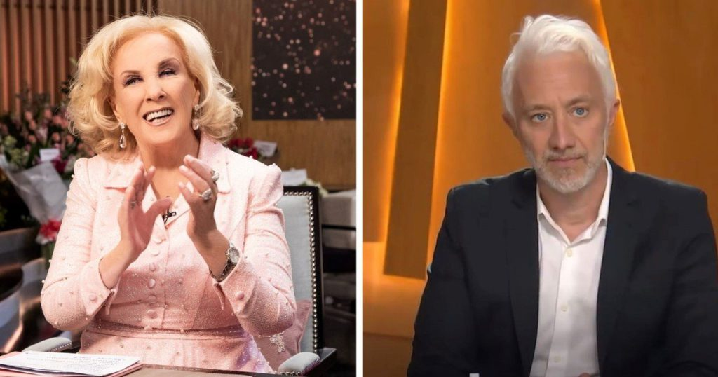 Mirtha Legrand returned and the rating went up: how was the head-to-head with Andy Kusnetzoff?