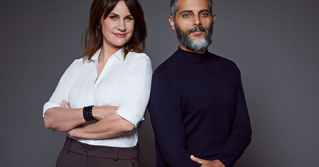 Nancy Dupláa and Joaquín Furriel: intimacies of the filming of El Reino, the Netflix series made in a pandemic