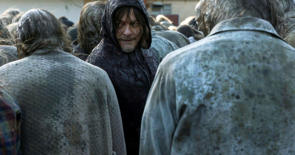 The new season of The Walking Dead will be the last