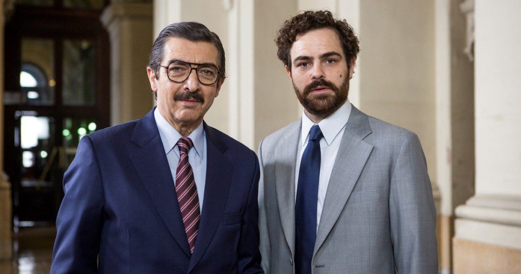The filming of Argentina began, 1985: Ricardo Darín and Peter Lanzani are the prosecutors of the Trial of the Juntas