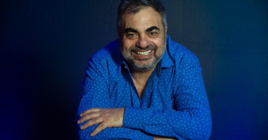 """Roberto Moldavsky, pandemic humor and a dream: """"I want to star in a soap opera"""""""