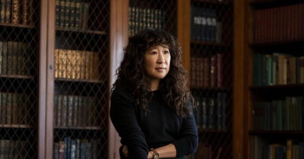 After Grey's Anatomy and Killing Eve, Sandra Oh returns to streaming with The Director