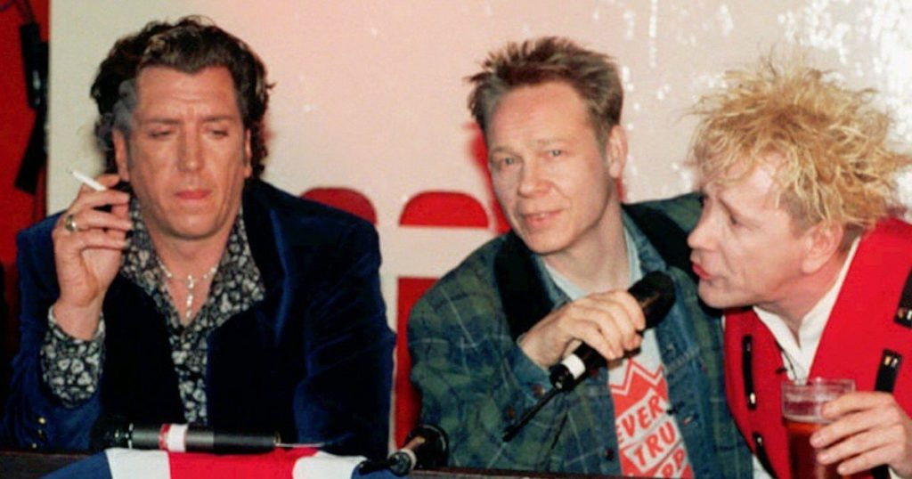 The Sex Pistols at war: Johnny Rotten lost a lawsuit against his former teammates
