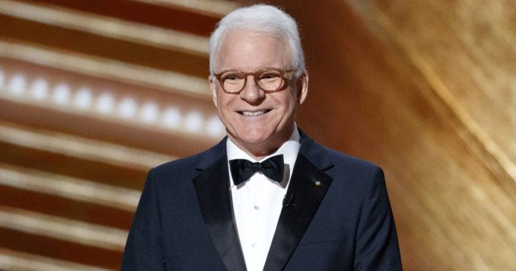 Steve Martin: why the white-haired stranger who could have been Doc disappeared in Back to the Future