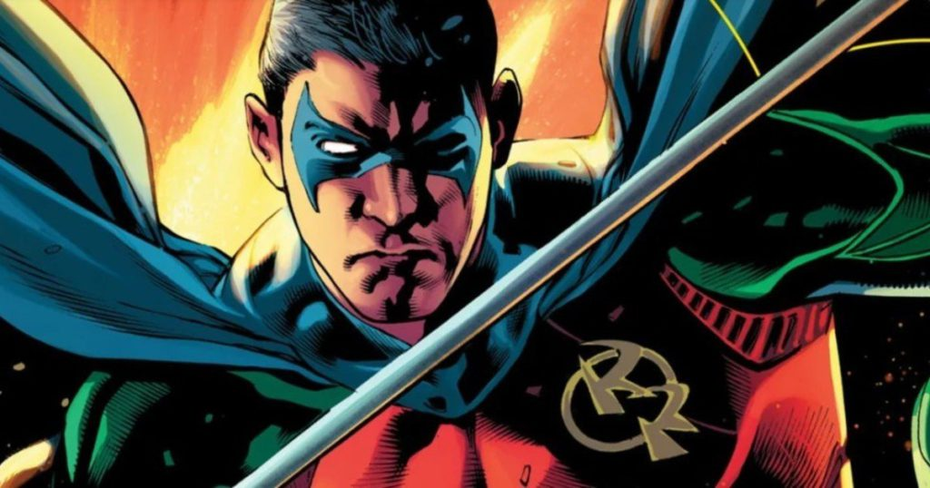 It became known: Robin is bisexual in the latest Batman comic