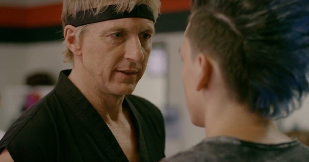 On Netflix there will be a fifth season of Cobra Kai