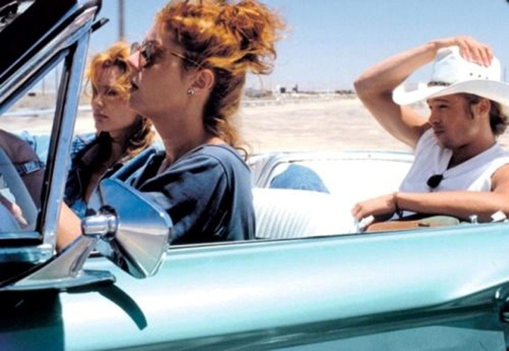 Thelma and Louise, one of the great works of Ridley Scott.