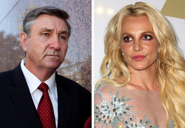 Jamie Spears maintained his tutelage over Britney for 13 years.  AP Photo