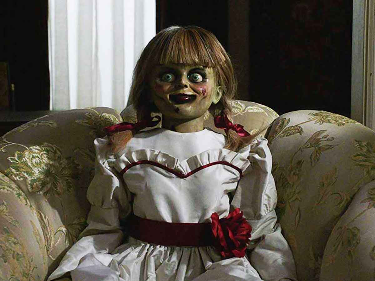 Bring your favorite horror character to life - annabelle comes home