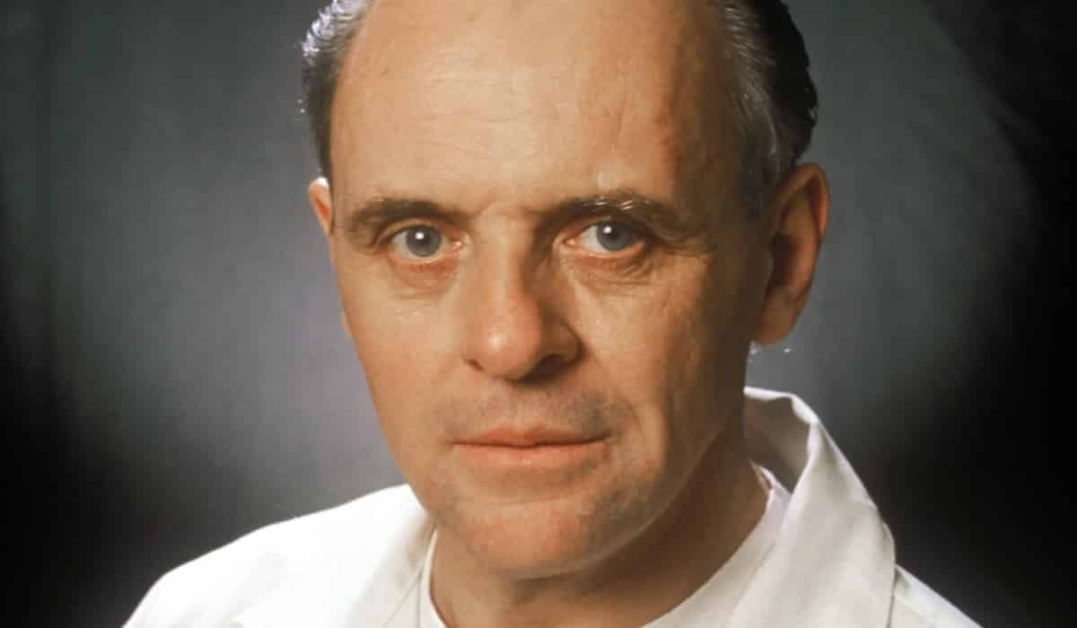 What was the inspiration for Anthony Hopkins to create Hannibal Lecter?