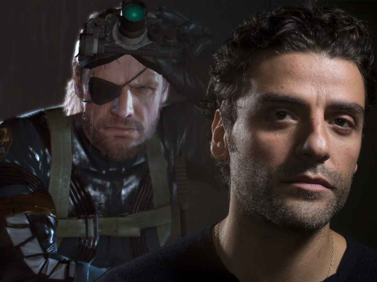 Oscar Isaac to Play Snake in Metal Gear Solid Movie