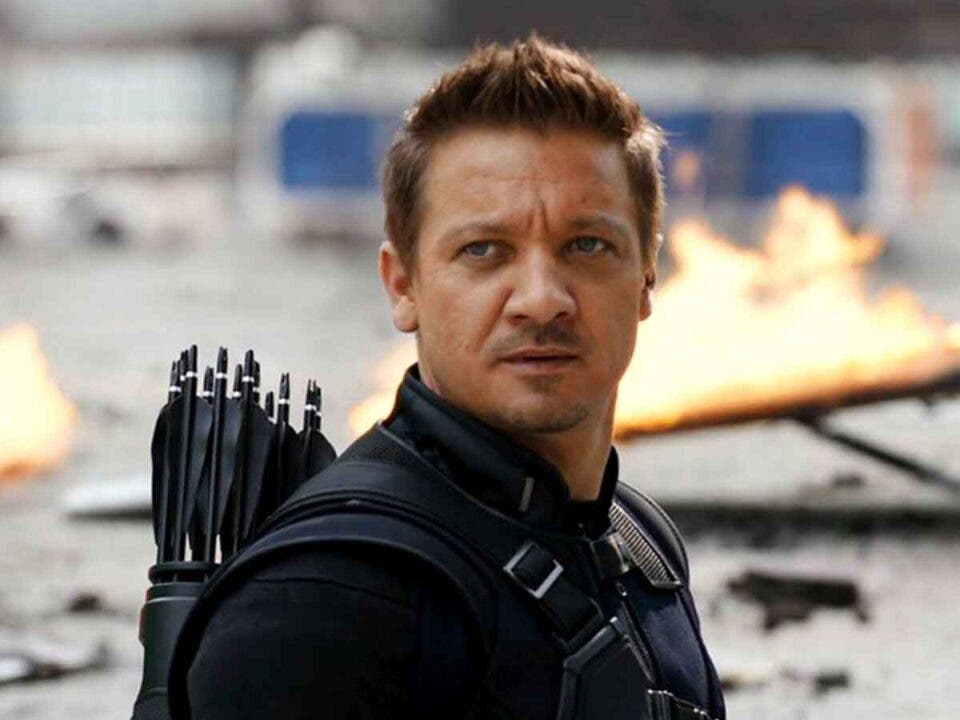 Jeremy Renner has good news from the Hawkeye series