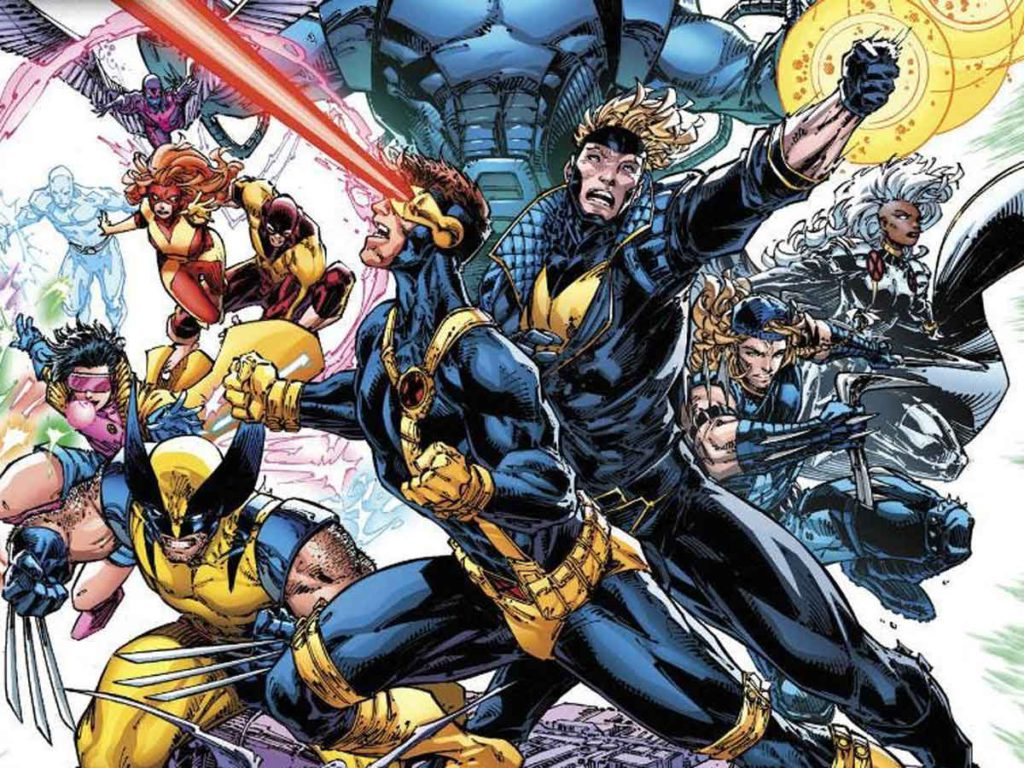 Legends of the X-Men. Recovering old forgotten stories