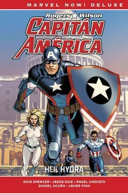 Marvel Now! Deluxe. Captain America by Nick Spencer 2