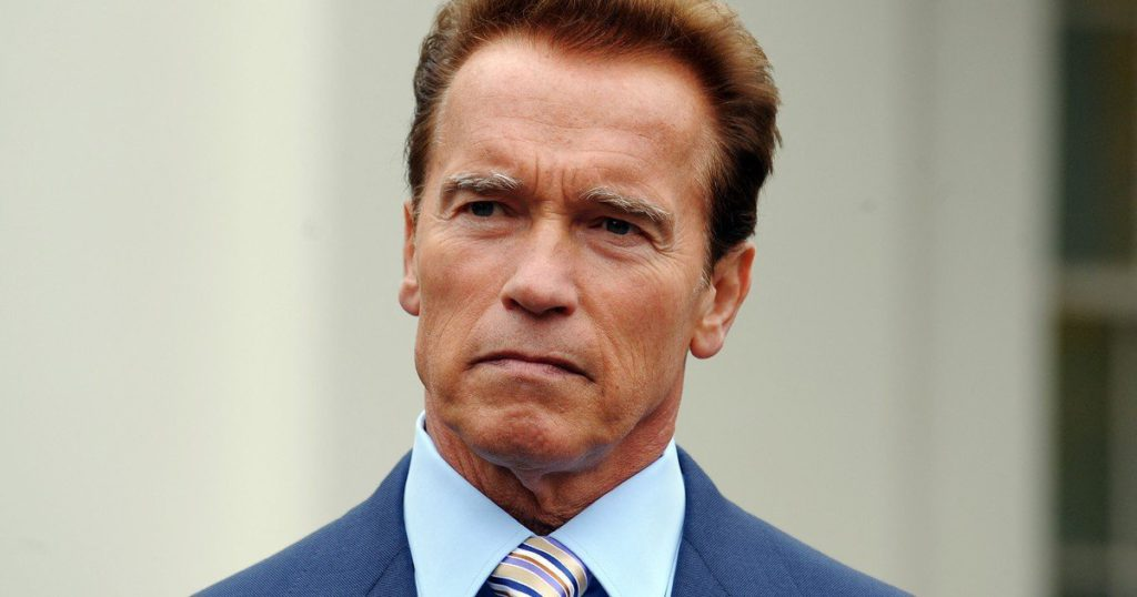 The Terminator conversion: Arnold Schwarzenegger, an activist for the salvation of the planet