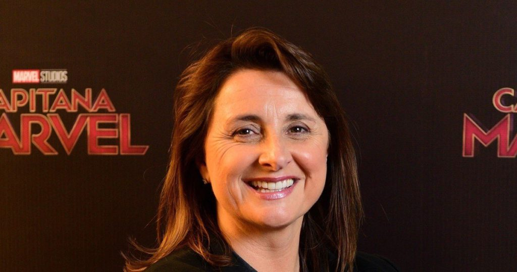 Captain Marvel: Argentine Victoria Alonso was promoted to President of Production of the company
