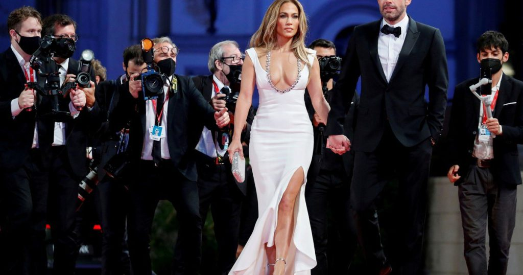 Venice Film Festival: Ben Affleck and Jennifer Lopez make their romance official on the red carpet