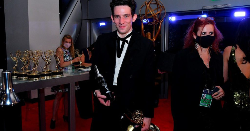 Emmy Awards 2021: who is Josh O'Connor, Prince Charles of the Crown