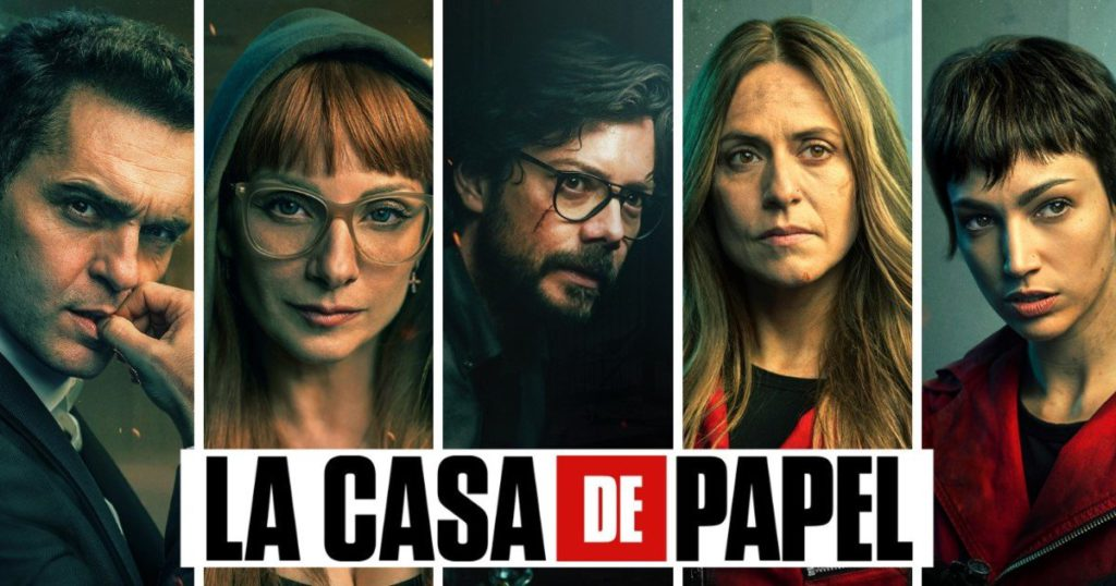 La Casa de Papel 5: this happens in the first chapter of the new season