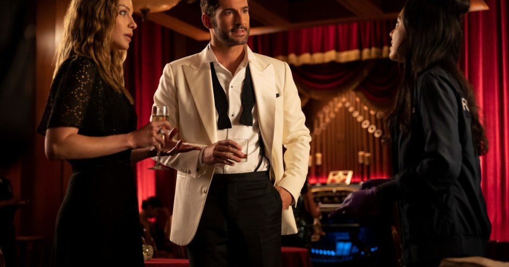 The sixth season of Lucifer tops the recommendations of the week