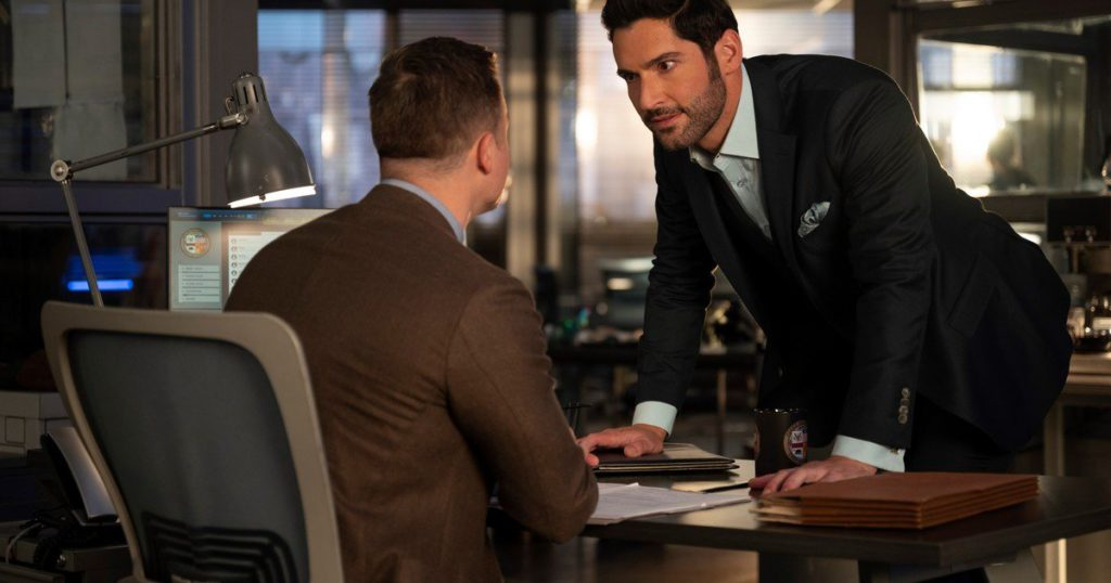 How is the farewell to Lucifer, after six seasons