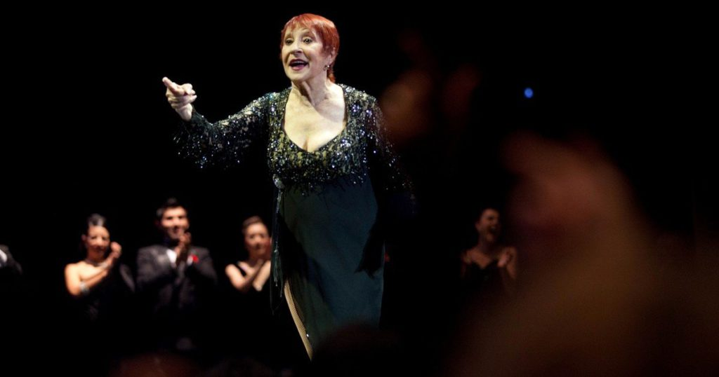 María Nieves: her life with Juan Carlos Copes and a tribute at the Buenos Aires Tango Festival