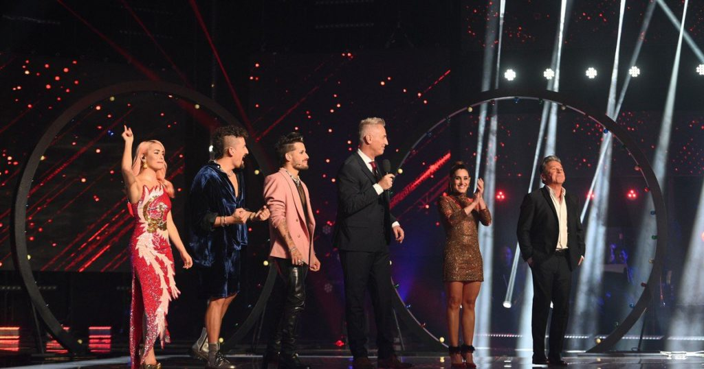 How will the final of La voz argentina be: the four participants have already been chosen