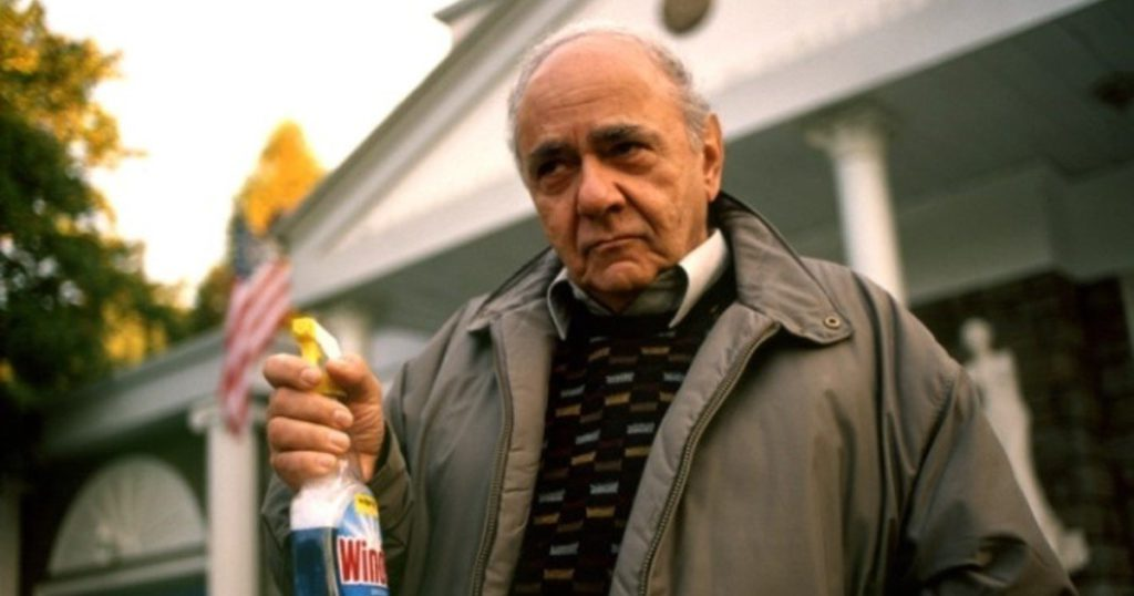 Michael Constantine, the father of My great Greek wedding, has died