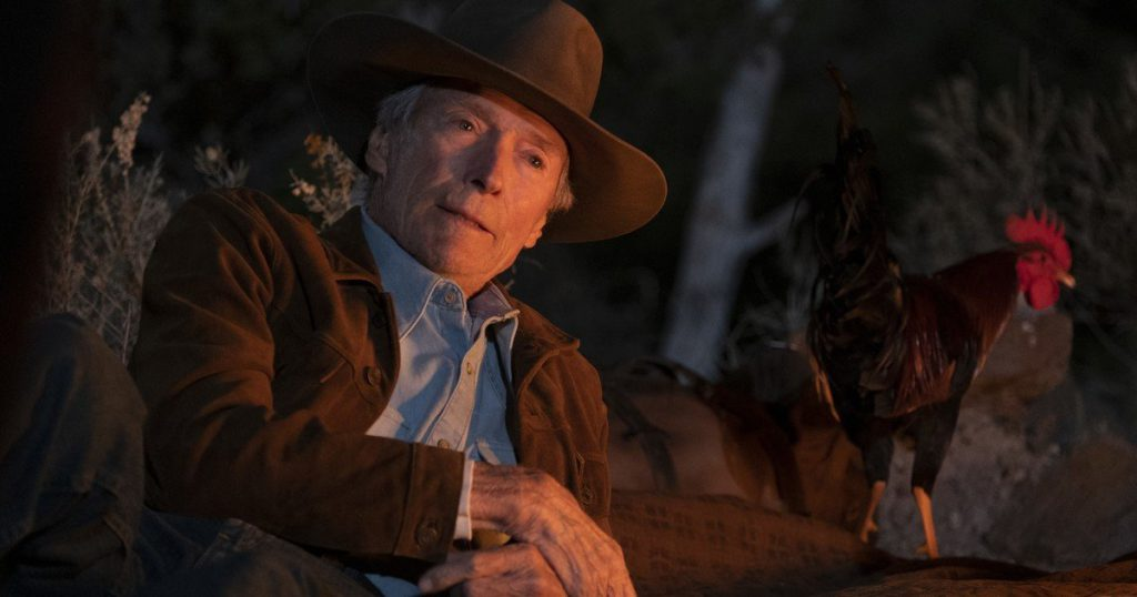 Will Cry Macho be the last one with Clint Eastwood?
