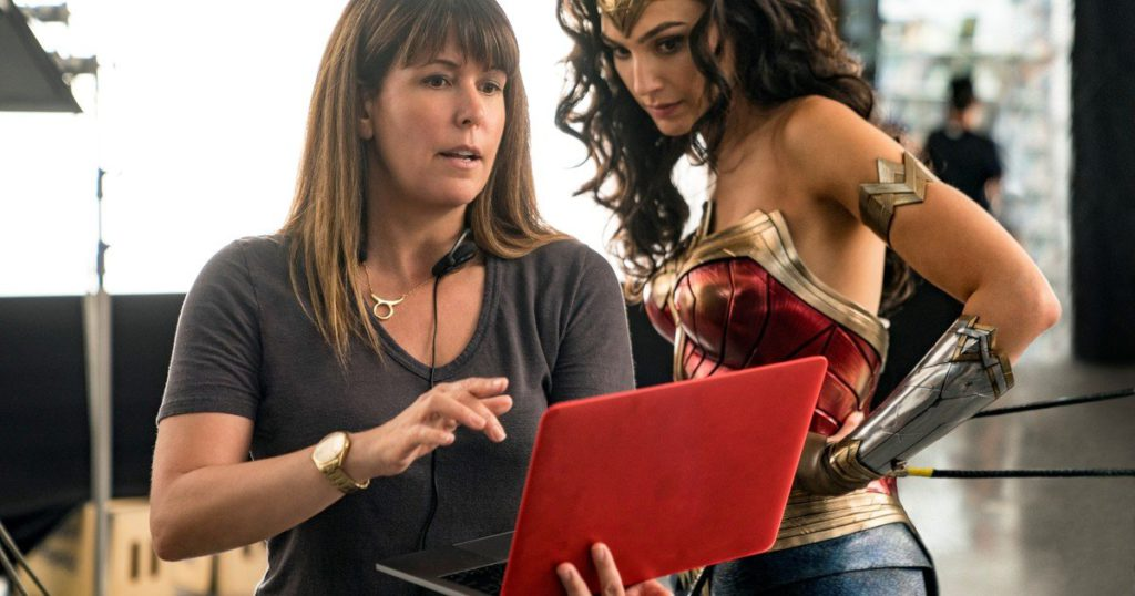 """The director of Wonder Woman 1984 said that films made for streaming are like """"trout movies."""""""