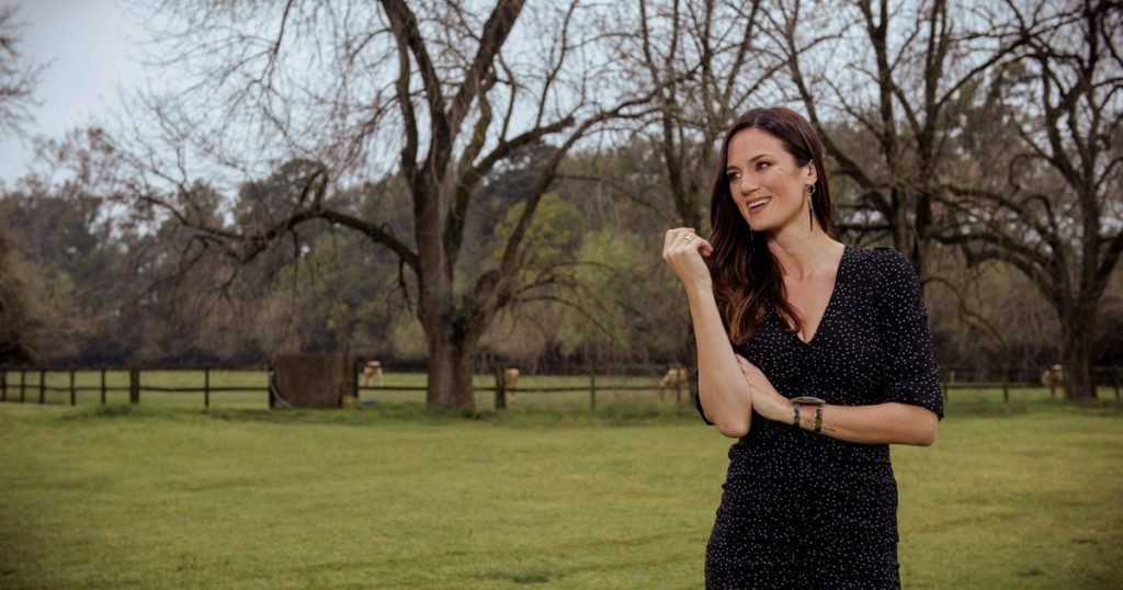 Paula Chaves anticipates Bake Off and says that it is time for reality shows and gastronomy