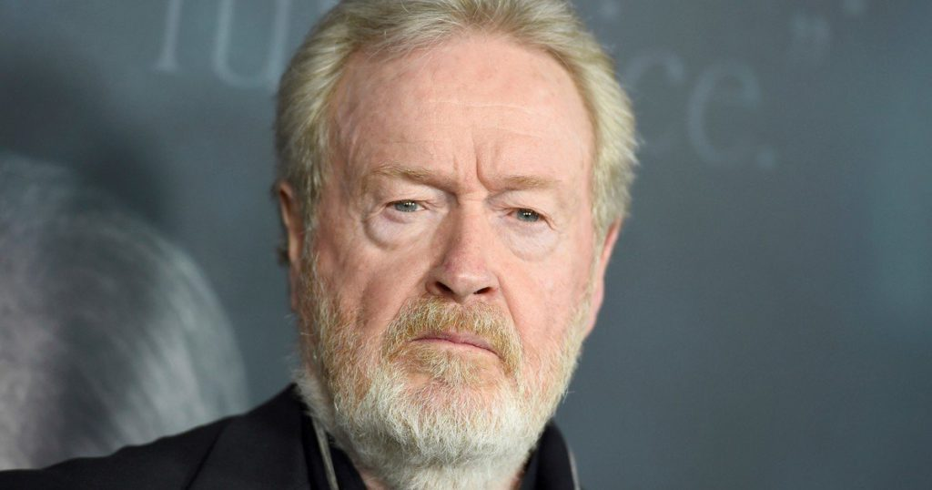 Ridley Scott, the tireless: at 84, the creator of Alien says he wants to make a musical and a western