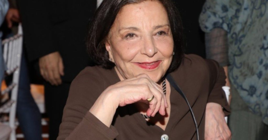 Goodbye to Susana Lanteri, an actress who knew how to make small roles great