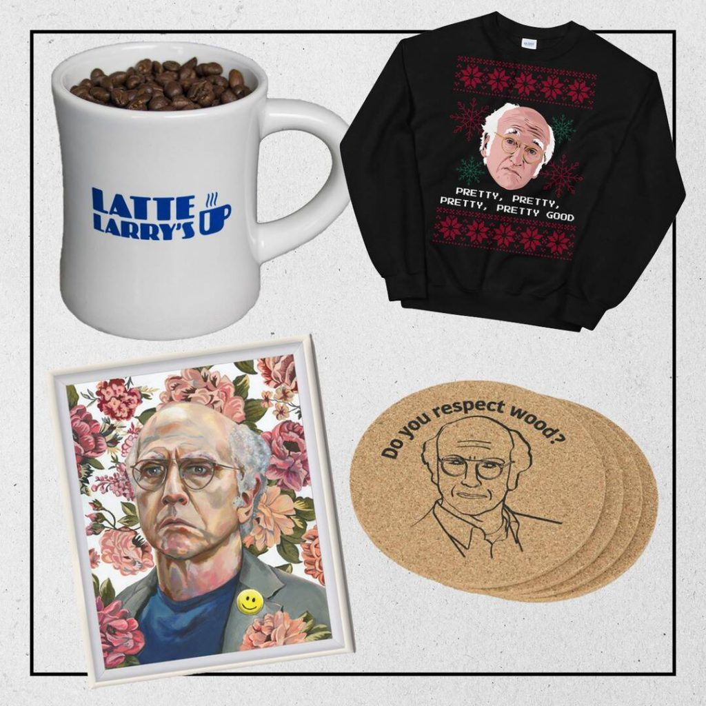 12 Pretty, Pretty Good Gifts for Curb Your Enthusiasm Fans