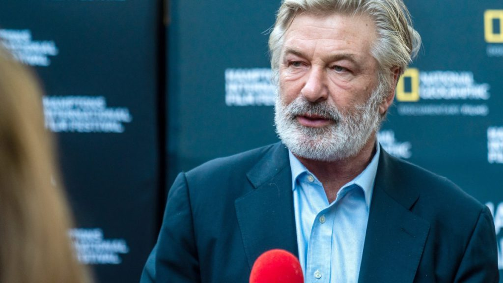 Alec Baldwin Was 'Practicing' With Gun When It Went Off, Warrant Says