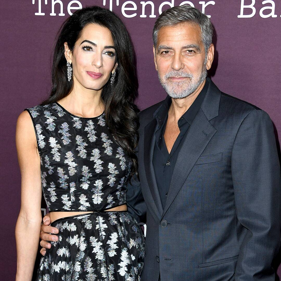 Amal and George Clooney Reveal Twins' Latest Impressive Milestone During Stylish Date Night