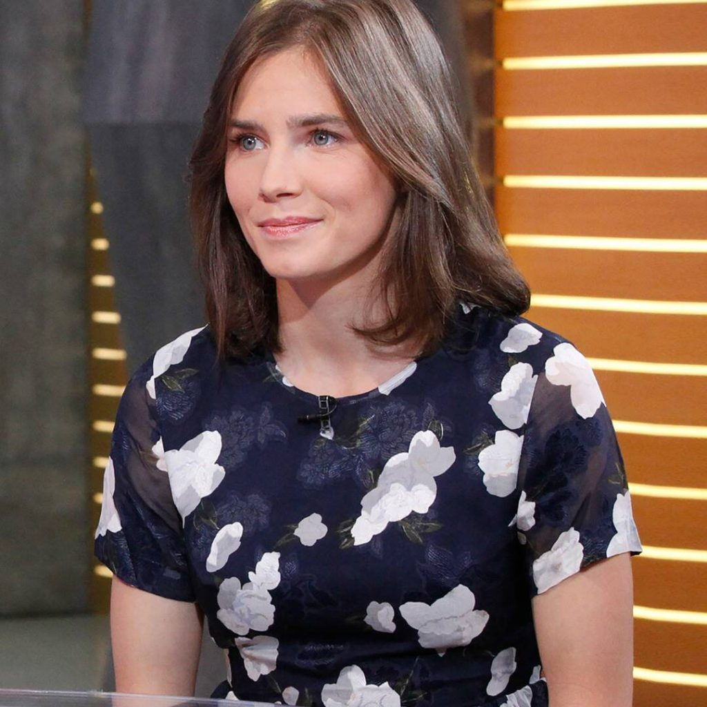 Amanda Knox Gives Birth to First Baby With Husband Christopher Robinson