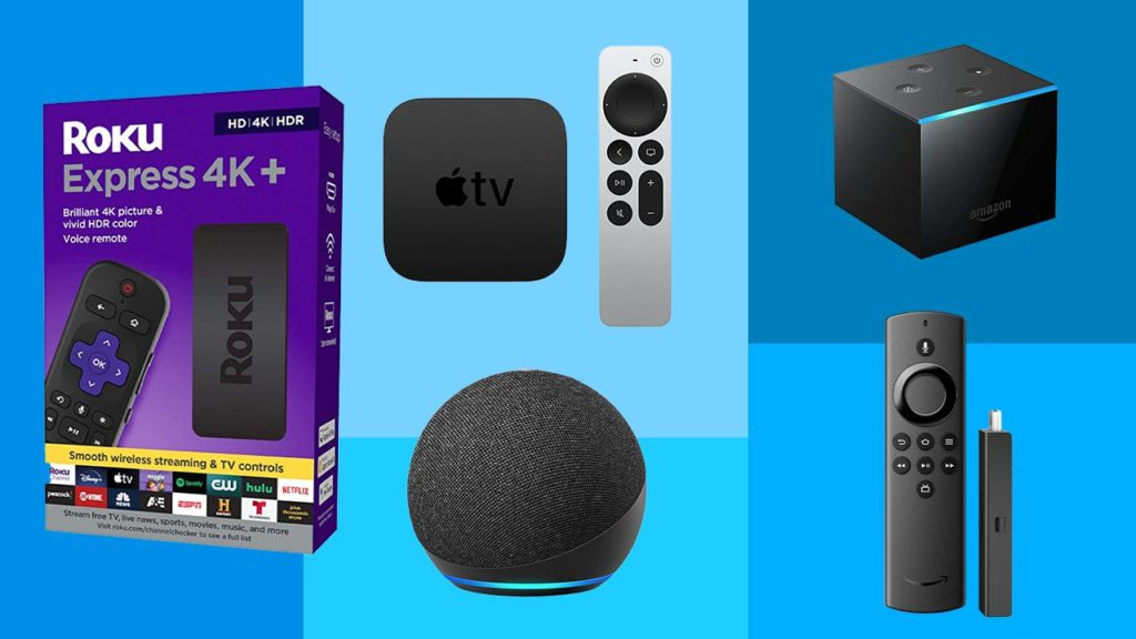 Amazon's Early Black Friday Deals on Streaming Devices
