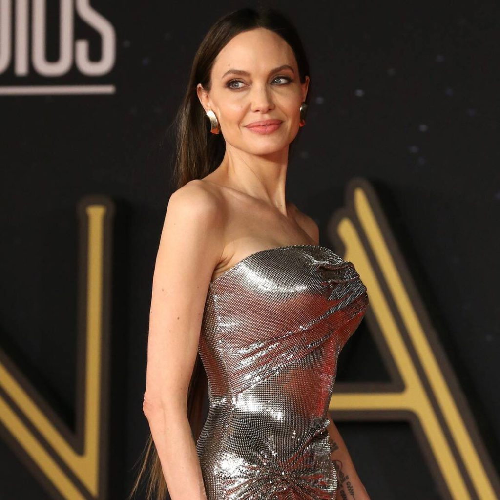 Angelina Jolie, Zahara and Shiloh Showcase Glam Looks at Another Red Carpet Premiere