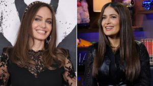 Angelina Jolie and Salma Hayek Share What Their Kids Thought of 'Eternals' (Exclusive)