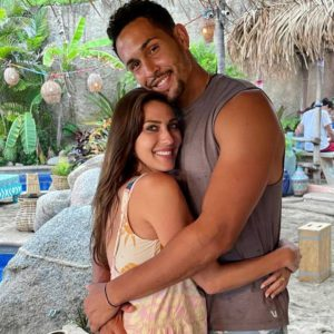 Bachelor in Paradise's Becca Kufrin and Thomas Jacobs Showcase Their Love With PDA-Filled Pics