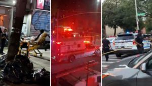 Boy fatally wounded in Brooklyn is 6th teen shot in 3 days across NYC: police