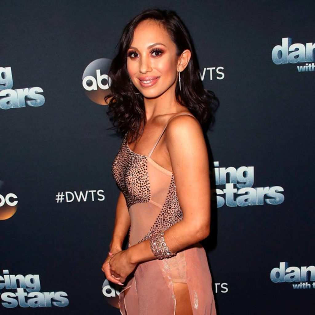 Cheryl Burke Tests Positive for COVID-19 Prior to Dancing With the Stars Taping