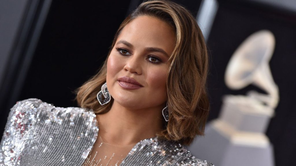 Chrissy Teigen Reveals She Travels With Her Late Son Jack's Ashes