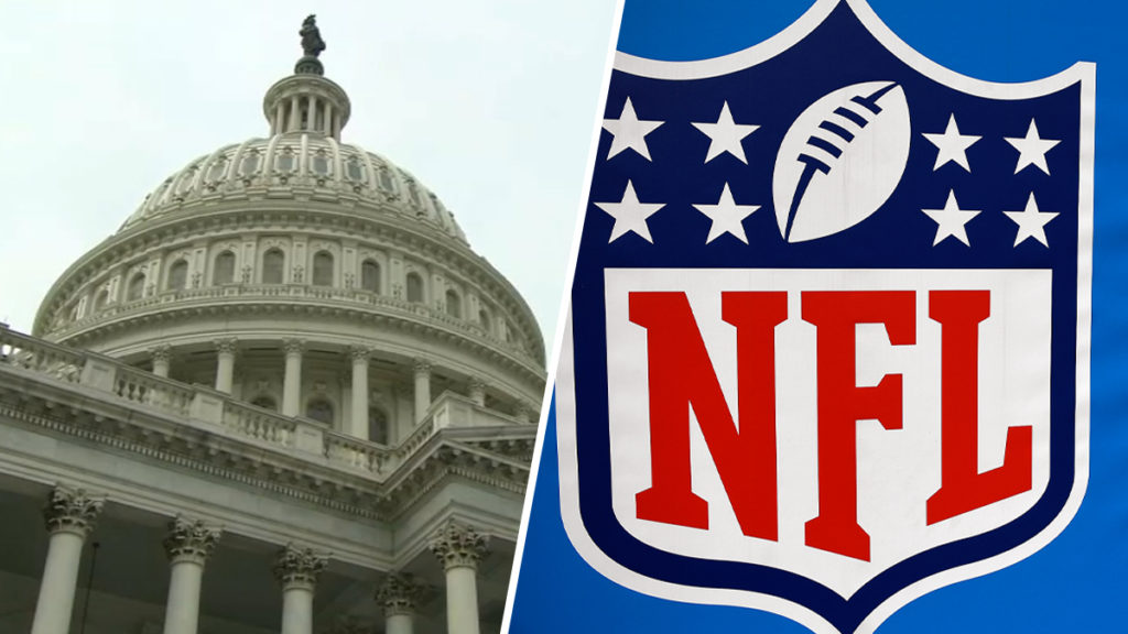 Congressional Committee Member Comments on Review of NFL's Handling of WFT Investigation