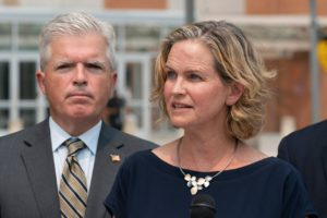 Curran on 'Safe Dates' program on national day of action against domestic violence