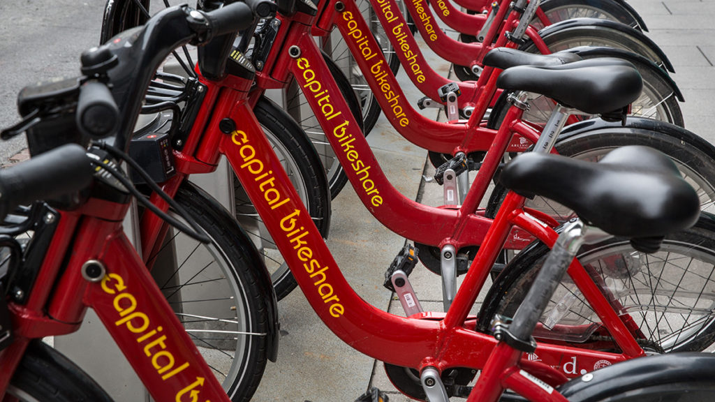 DC Offers Free Bikeshare Memberships as Metro Delays Continue