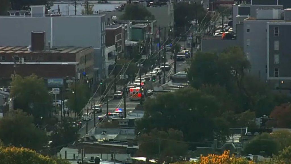 DC Officer Dragged by Car, Opened Fire During Kennedy Street Traffic Stop