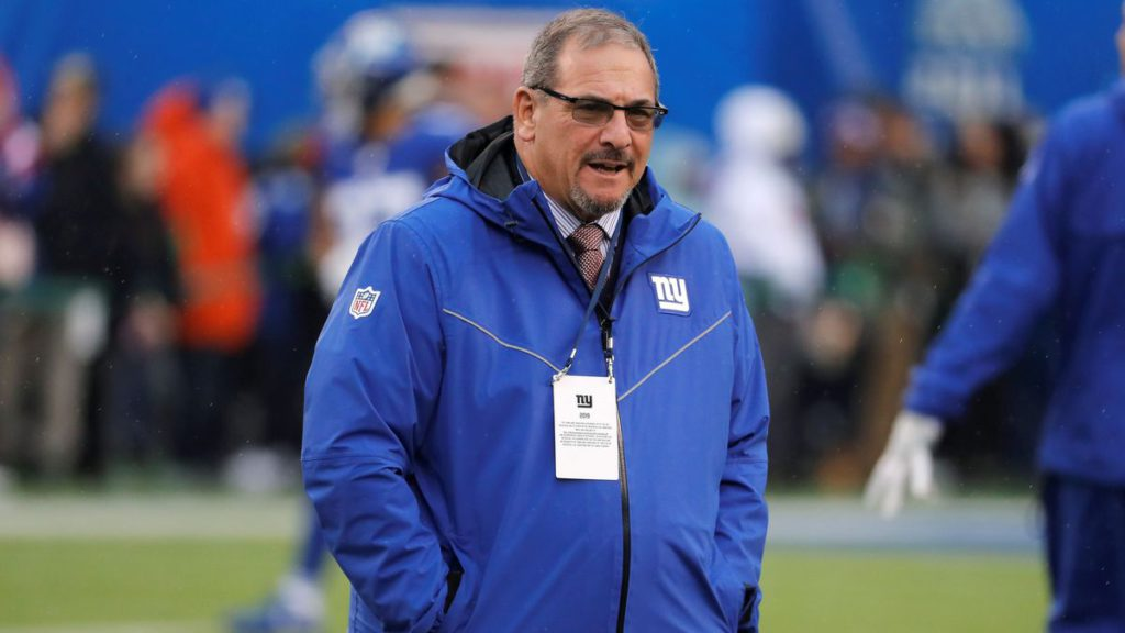 Dave Gettleman drafted top-10 running backs for Panthers and Giants. Now both are rebuilding