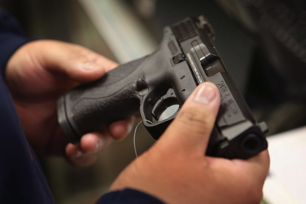 Gun possession at NYC schools becomes growing problem